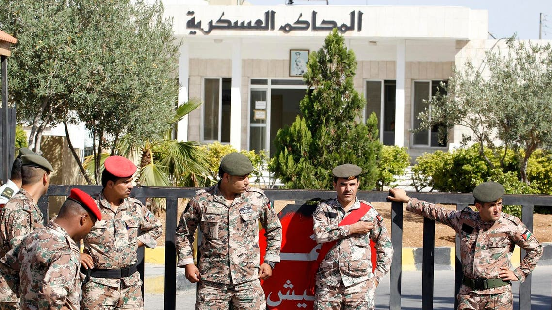 reuters Jordan State Security Court