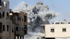 Russia likens US coalition bombing of Raqqa to WWII Dresden