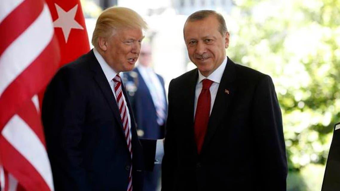أردوغان وترمب