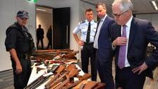 As Las Vegas mourns, Australians hand over 51,000 illegal arms in gun amnesty