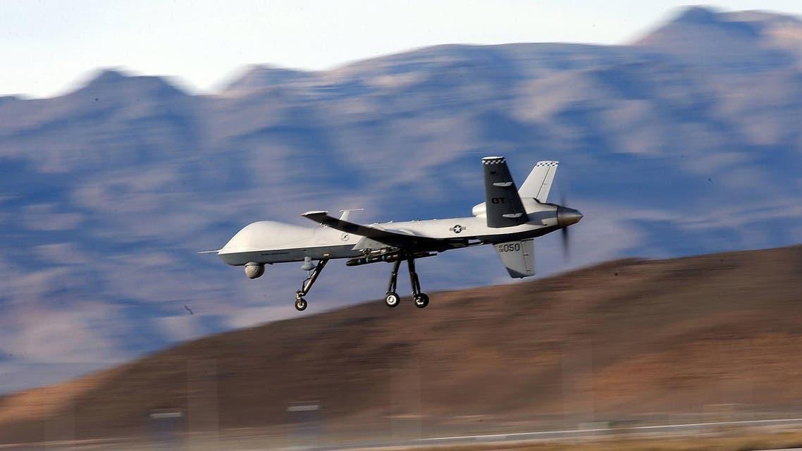 AFP MQ-9 Reaper Drone