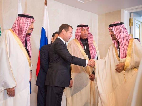 السعودية: التعاون مع روسيا يحقق التوازن لسوق النفط