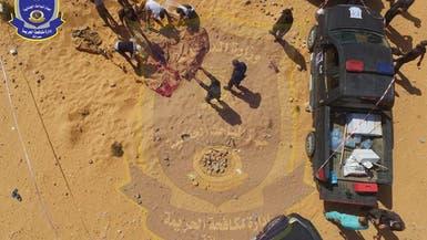 صور جثث أقباط مصريين ذبحهم داعش بليبيا