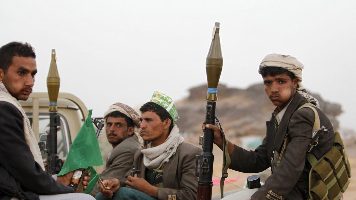 مسلحون حوثيون (أرشيفية)