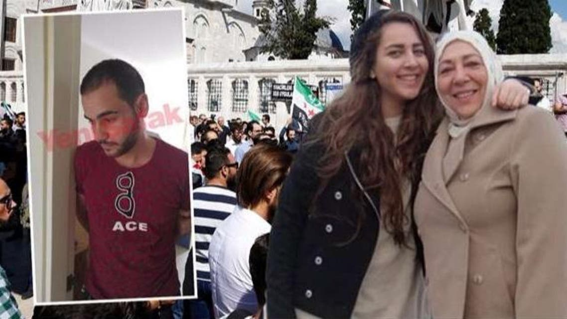 Killer of slain Syrian activist and daughter in Turkey confesses