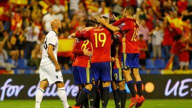 إسبانيا تتأهل إلى المونديال.. وإيطاليا في الملحق