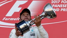 Hamilton wins in Japan to take 59 point lead over Vettel