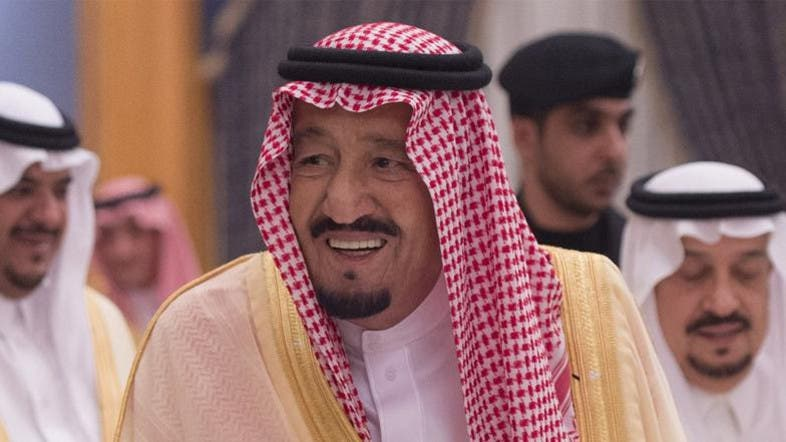 Photos: Saudi King Salman arrives in Riyadh after historic visit to Russia