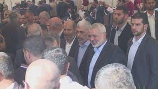 حوار حماس_فتح.. بحث بالقضايا المدنية والسلاح لاحقاً