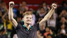 Tennis: Goffin downs Mannarino to win Japan Open title