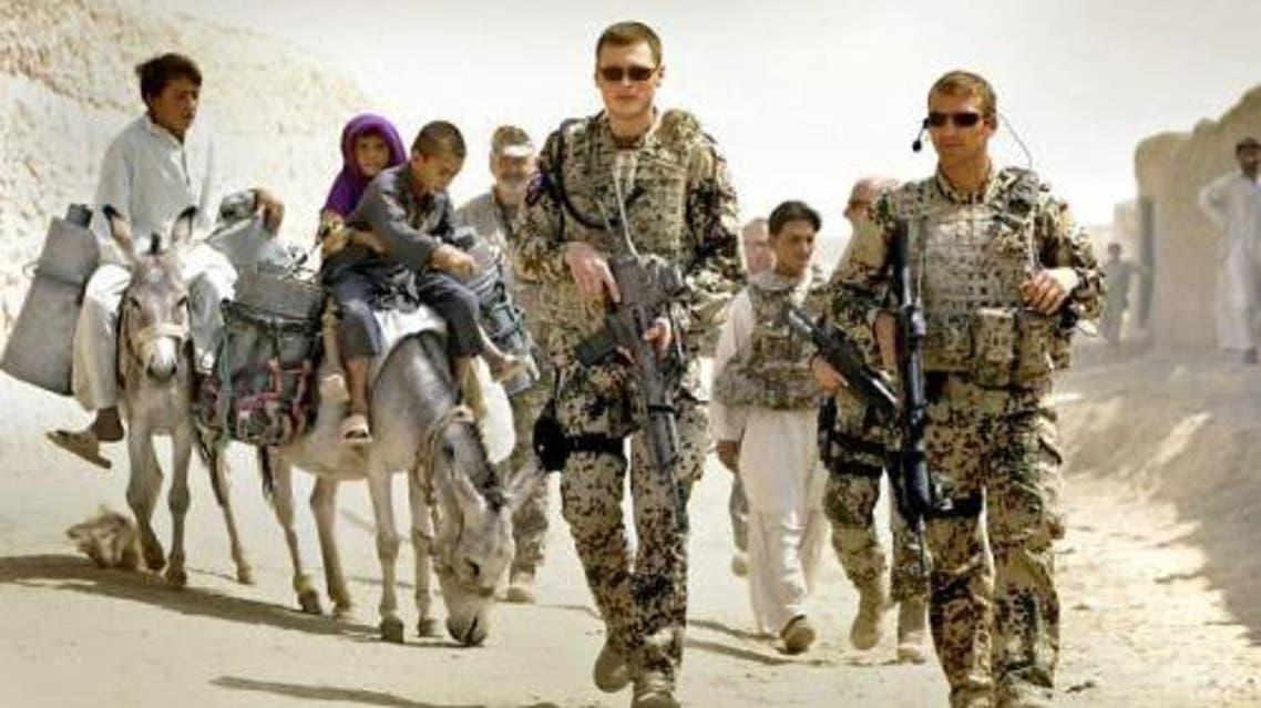 آلمان نیز تعداد سربازانش را در افغانستان افزایش میدهد