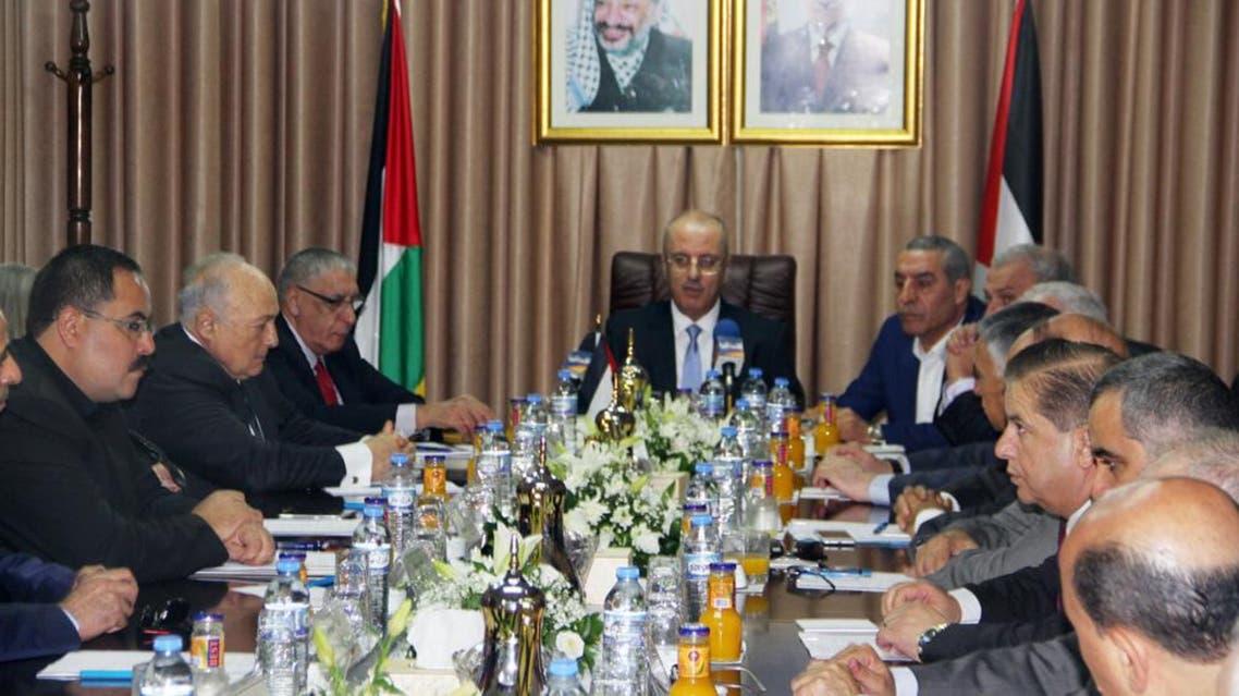 اجتماع لحكومة الوفاق في غزة