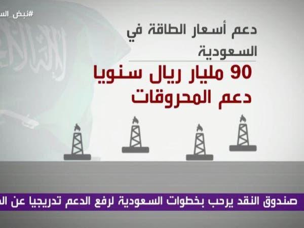 صندوق النقد يرحب بخطوات السعودية لرفع دعم الطاقة