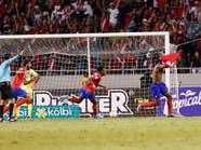 تعادل مثير يأخذ كوستاريكا إلى كأس العالم