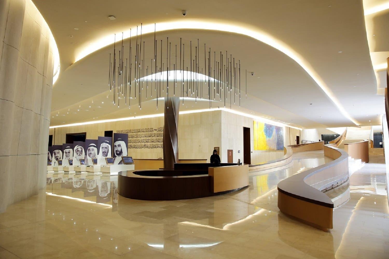 Etihad Museum interior view. (Supplied)