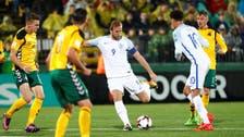 إنجلترا تنهي مشوار التصفيات بالفوز على لاتفيا