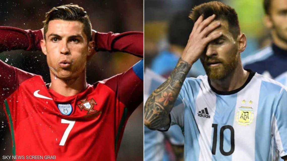 غیبت مسی و رونالدو در جام جهانی 2018، به سود کدام بازیکن خواهد بود؟