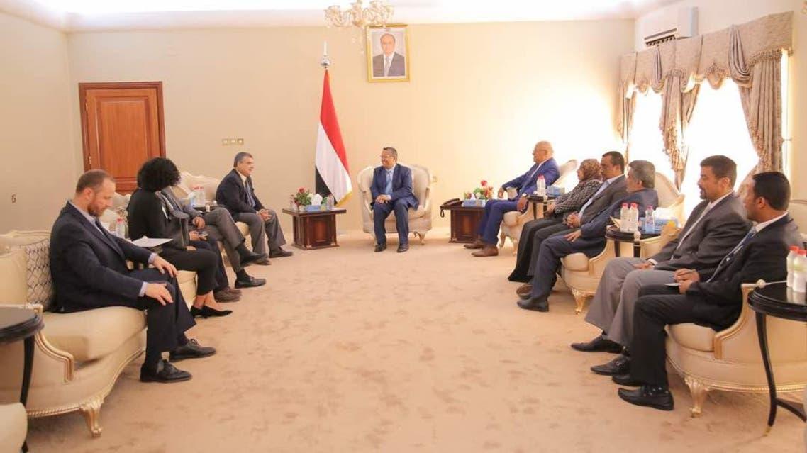 مسؤول أممي المجتمع الدولي ملتزم بدعم الشرعية في اليمن