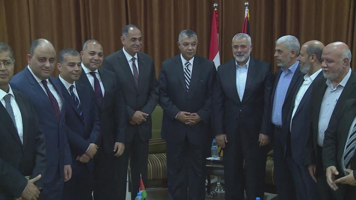 THUMBNAIL_ وفدا حماس وفتح يلتقيان في القاهرة الثلاثاء لبحث ملفات الأمن والانتخابات وإصلاح منظمة التحرير