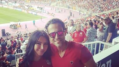 هكذا احتفل النجوم بصعود مصر إلى كأس العالم