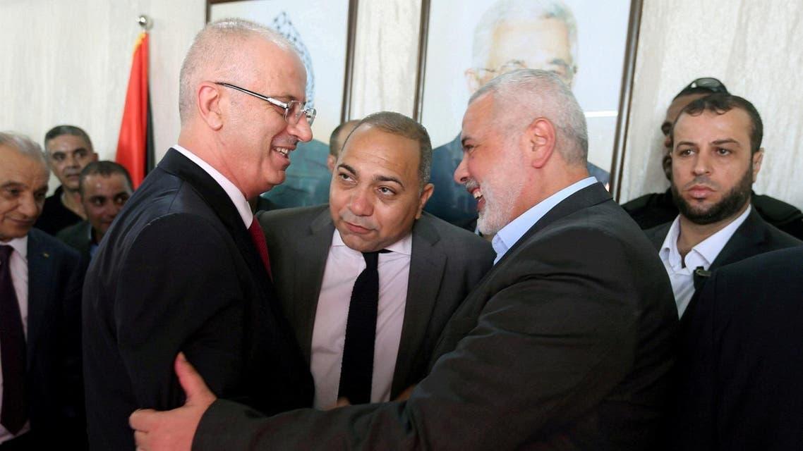Fatah hamas Reuters