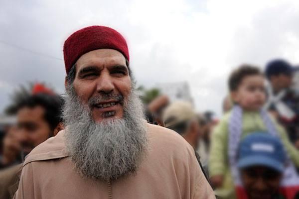 الداعية المغربي محمد الفيزازي