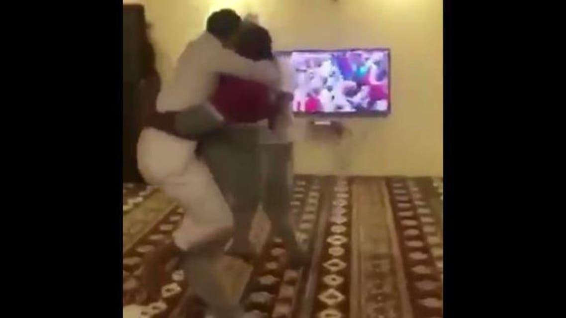 فرحة سعوديين