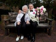 صور للحب من أول نظرة بالباص بين فيليب 89 عاما وهيلين84