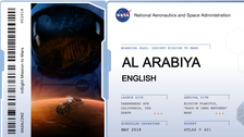 Here's how NASA is allowing you to send your name to Mars