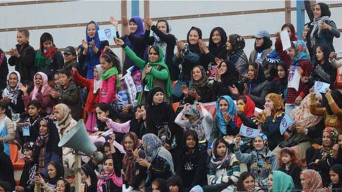 حضور پررنگ زنان در ورزشگاههای افغانستان