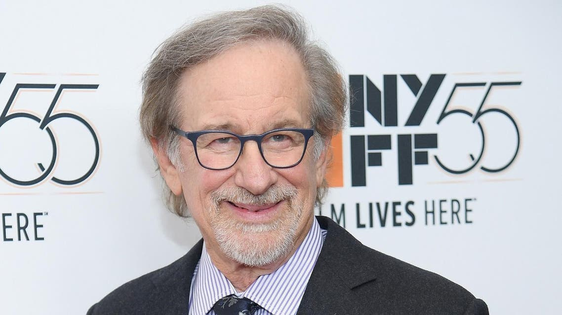 """NEW YORK, NY - OCTOBER 05: Steven Spielberg attends 55th New York Film Festival screening of """"Spielberg"""" at Alice Tully Hall on October 5, 2017 in New York City. Dimitrios Kambouris/Getty Images/AFP"""