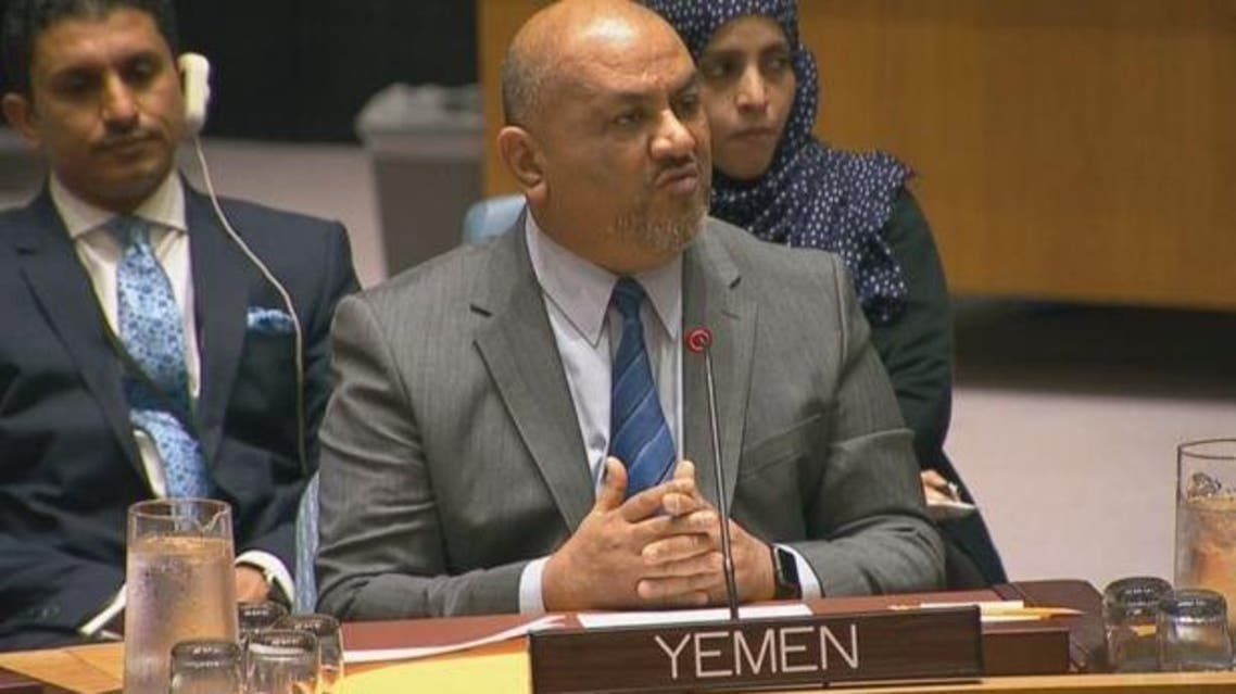 خالد اليماني مندوب اليمن