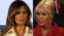 Ivana Trump says she's the 'first lady,' Melania responds with feisty remarks