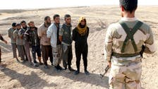 Pictures show ISIS militants captured by Peshmerga forces