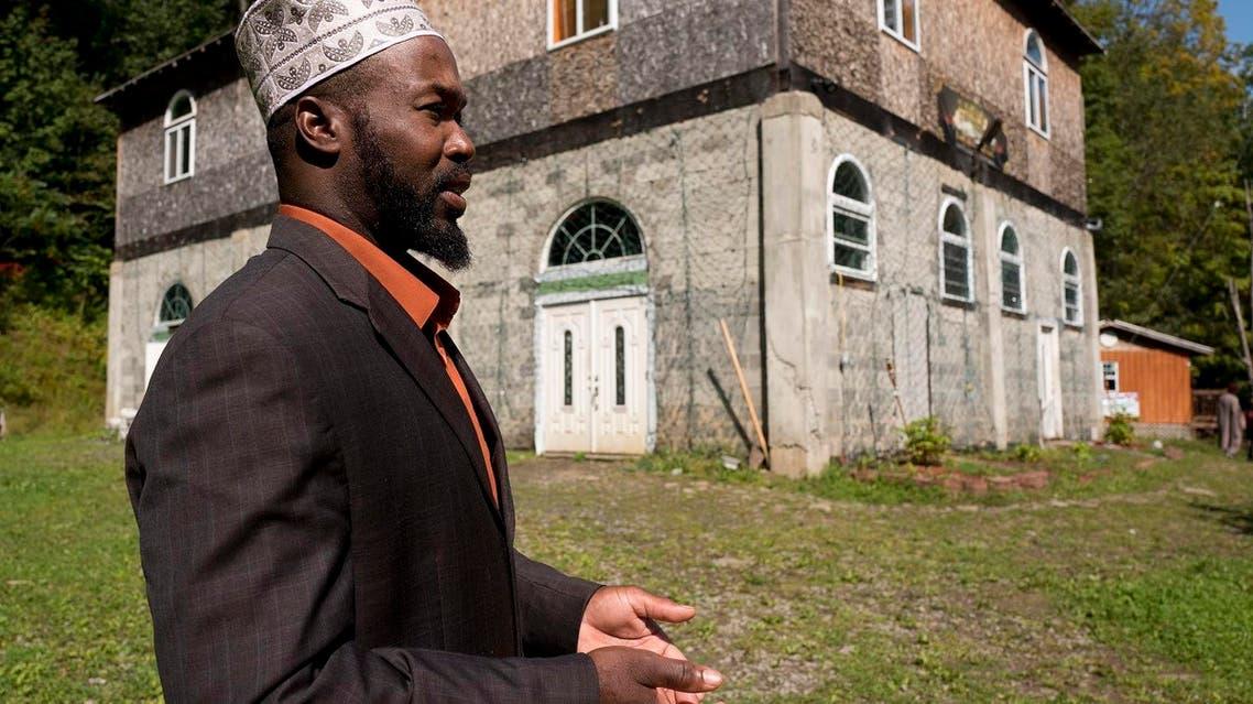 'Terrorist label' frustrates US Muslim community in the woods