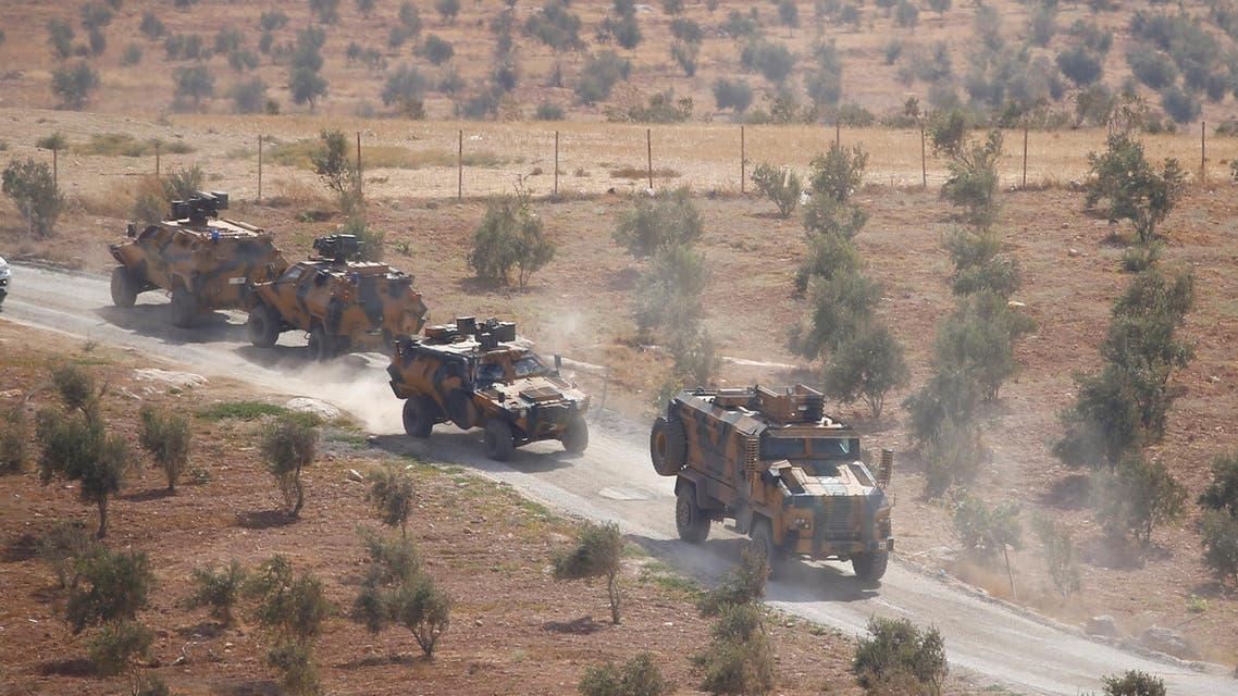 نیروهای شناسایی ترکیه وارد استان ادلب در سوریه شدند