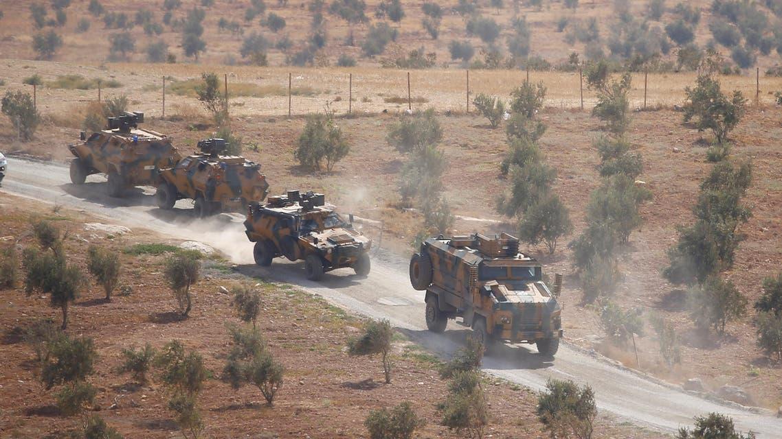 قوات استطلاع تركية في إدلب