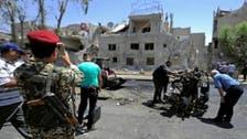 دمشق : پولیس مرکز پر خودکش حملہ ، 1 شخص ہلاک اور 6 زخمی