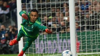 نافاس يطلب الرحيل عن ريال مدريد