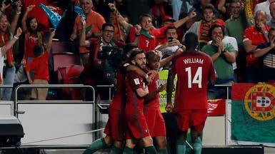 البرتغال تخطف بطاقة التأهل.. وترسل سويسرا إلى الملحق