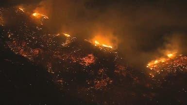 مقتل 10 أشخاص جراء موجة الحرائق شمال ولاية كاليفورنيا