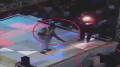 شاهد لحظة مقتل طفل مصري برصاصة طائشة بحفل زفاف