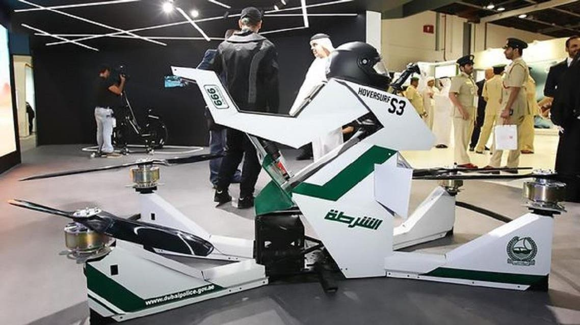 The vehicle was co-developed with Russian drone manufacturer Hoversurf and it can be possibly operationalized by 2020.