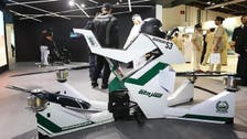 Dubai to be patrolled by 'hoverbike-riding cops' in the future