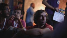 PHOTOS: Attack of Syrian director and activist