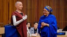سعودی شہریت حاصل کرنے والے روبوٹ 'صوفیا' سے ملیے!