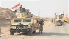 عملیات گسترده نیروهای عراقى برای تعقیب عناصر داعش در جنوب بعقوبه