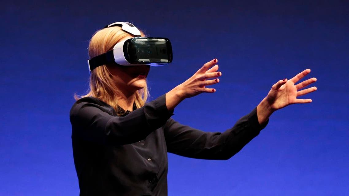 Facebook's new headset, called Oculus Go, will cost $199 when it hits the market next year. (File photo: AP)