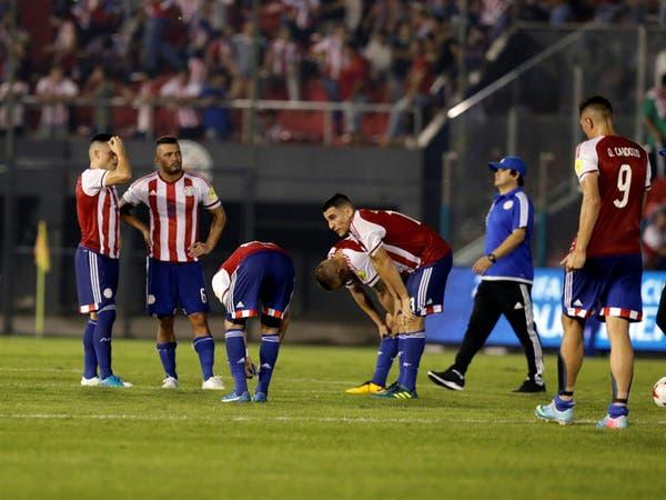 """باراغواي استعانت بـ""""مومسات"""" للتأهل إلى المونديال..وفشلت"""