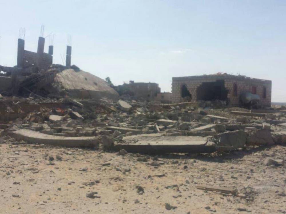 قرية الزوبة بالبيضاء شاهد على انتهاكات الحوثيين